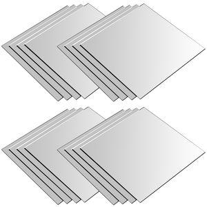 16 Stück Spiegelfliesen je 20,5x20,5cm