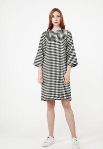 MadaM T Damen Etuikleid Kleid Melanica