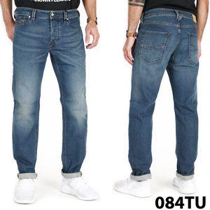 Diesel Regular Fit Jeans Larkee Beex 084TU, Größe:W30, Modell & Farbe:Larkee Beex 084TU, Schrittlänge:L32