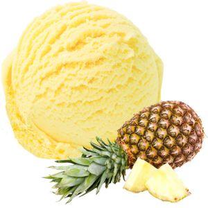 Ananas Geschmack Eispulver Softeispulver 1:3