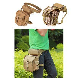 2 Stück Multi-funktion Hüfttasche Beintasche 800D Oxford Tuch, Sport Schenkel Bag Gürteltasche Beinbeutel, Konzipiert für Wandern, Outdoor