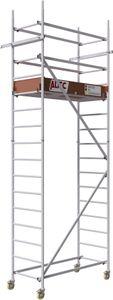 Rollfix 2.0 500, neu, inkl. Rollen (Ø 125 mm) und Wandanker - Baugerüst