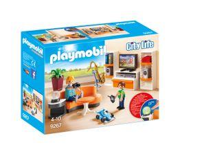 PLAYMOBIL City Life 9267 Wohnzimmer