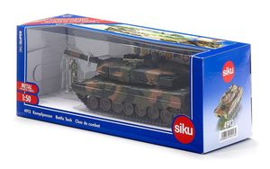 Siku Kampfpanzer Panzer Modell woodland grün ; 4913
