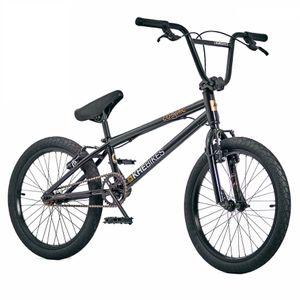 KHE COSMIC 20 Zoll BMX Rad 11,1kg! schwarz