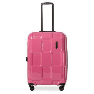 Epic CRATE EX SOLIDS, 66 cm, Trolley, Strawberry Pink, 4 Rollen, erweiterbar (7332909022177)