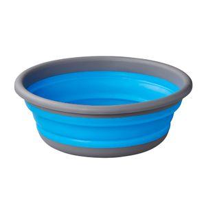 Waschschüssel rund| faltbar | 9 Liter | Falteimer  | Spülschüssel | Spüleimer