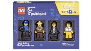 LEGO® 55004574 Polizei & Räuber - Toys'R'Us Minifiguren Serie 4 von 4