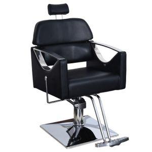 Barberpub Friseurstuhl Friseursessel Bedienungsstuhl Friseureinrichtung 3126BK