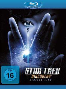 Star Trek: Discovery Season 1 (BR) Min:  DD5.1WS - ParamountCIC  - (Blu-ray Video / TV-Serie)