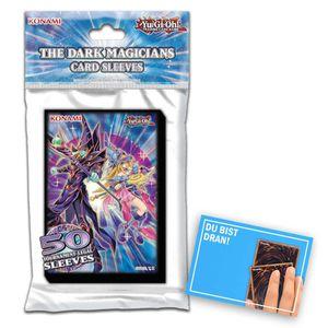 Yu-Gi-Oh! Hüllen - The Dark Magicians - 50 Hüllen