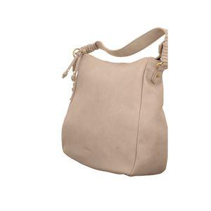 Gabor Atara Hobo Tasche grau Größe 1, Farbe: hellgrau