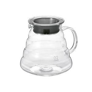 V60 Kaffeekännchen Glas 600ml, transparent (1 Stück)