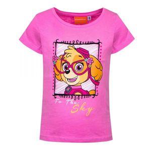 Paw Patrol Mädchen Tshirt, rosa, Gr. 92-116 Größe - 104