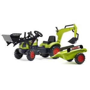 Falk Claas Arion 410 Jungen Grün Traktor