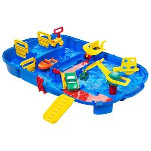 AquaPlay Wasserbahn-Set 516 AquaLock 85x65x22 cm 3599074