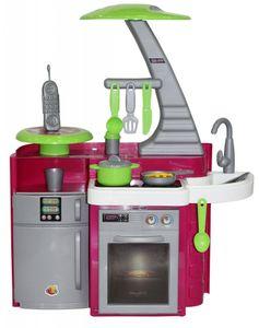 Coloma Kinderküche Laura Spielküche Kinderspielküche mit Zubehör