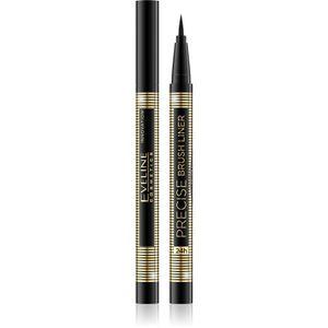 Eveline Cosmetics - Eyeliner - Precise Brush Liner Black