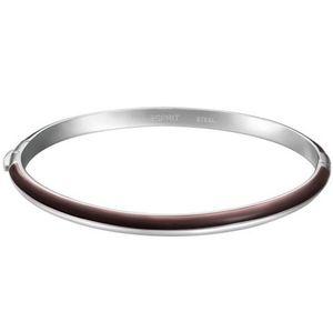 Esprit ESBA10212I600 Damen Armreif marin 68 steel-brown braun