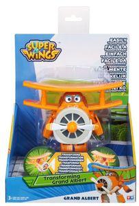 Super Wings spielzeugebene Transforming Grand Albert 20 cm