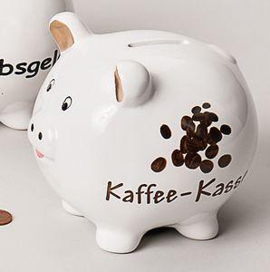 Sparschwein 13Cm Kaffeekasse  466090