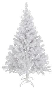 Künstlicher Weihnachtsbaum WEISS - 90 cm