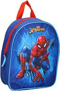 Marvel rucksack Spidey Power Spiderman 28 x 22 cm blau