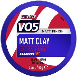 VO5 Extreme Style Matt Clay, 75 ml
