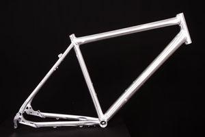 28 Zoll Alu Fahrrad Rahmen Herren Trekking Disc Scheibenbremse Ketten Schaltung Rh 52cm