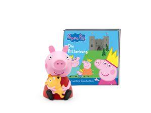 Tonies Hörfigur 10000303 - Peppa Pig - Die Ritterburg