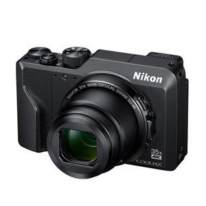 Nikon Coolpix A1000 Schwarz, Farbe:Schwarz
