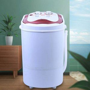 mini Tragbare Waschmaschine  Waschautomat Schlafsaal   mit Dehydration Camping/Reise  Single Wäsche Trockner  Schlafsaal Wohnung