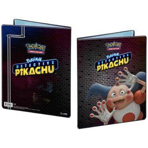 Ultra Pro Pokémon Tauschalbum Detektiv Pikachu Mr Mime 9-Pocket Portfolio