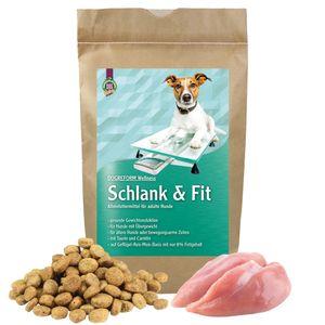 """DOGREFORM Wellness """"Schlank und Fit"""" 1,5kg Trockenfutter für adulte Hunde für alle Hunde mit Übergewicht, für ältere Hunde oder bewegungsarme Hunde oder zur gesunden"""
