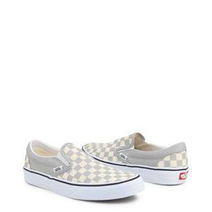 Vans CLASSIC-SLIP-ON Uni Weiß 109316. Color: Weiß, Size: US 4.5