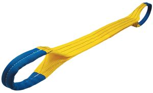 Dolezych Hebeband Länge 6m 2lagig Band-Breite 60mm gestreckt 2000kg U-Lage 4000kg - 5619752