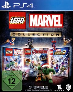 LEGO Marvel Collection - Konsole PS4