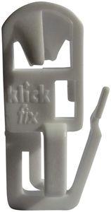 rewagi  60 Stück  Klickfix - Gardinengleiter, Gardinenhaken   ORG