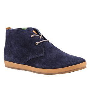 Timberland 5410A EK Earthkeepers Woodcliff Leder Sneaker dunkelblau Schuhgröße:45.5