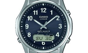 Casio Wave Ceptor Titan Armbanduhr LCW-M100TSE-1A2ER Funk-Solar