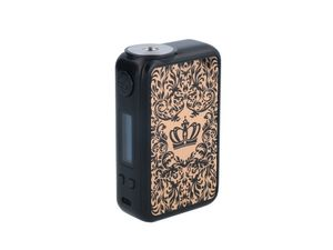 Uwell Crown 4 200 Watt : gold 1er Packung Farbe: gold Packung: 1er Packung