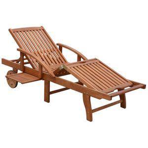 Sonnenliege Gartenliege Relaxliege Strandliege Liege Holz Holzliege Klappbar