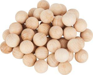 Holzkugeln ohne Bohrung, Ø 15 mm 50 Stück