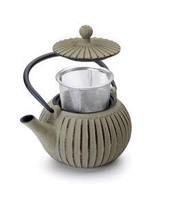 Ibili Nepal, Einzelne Teekanne, 500 ml, Grau, Eisenguss