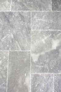 Fliese Marmor Naturstein hellgrau Fliese Römischer Verband Bardiglio Antique Marble MOSF-45-40000