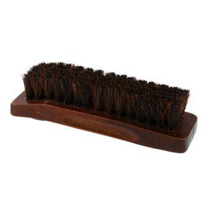Praktische Schuhbürste Schuhputz Bürste Schuhcreme-Bürste für Schuhe Pflege