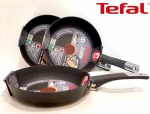 Tefal G25991 Unlimited On Pfannenset Titanium Beschichtung PFOA-frei 3-teilig