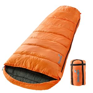 Schlafsack SKANDIKA Vegas (orange) (RV links)