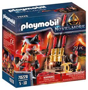 PLAYMOBIL 70228 Burnham Raiders Feuerwerkskanonen und Feuermeister