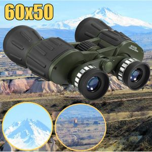Tag/Nacht 60x50 Militär Armee Zoom Fernglas HD Optics Jagd Camping